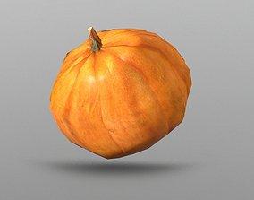 Pumpkin 3D asset