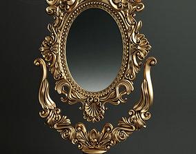 Frame Mirror 3D model
