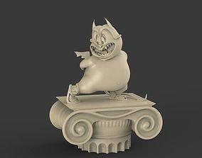 3D print model Pain figurine