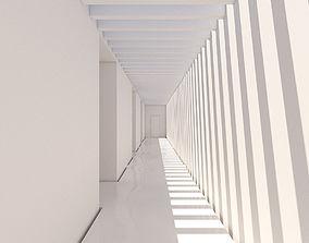design Hallway 3D