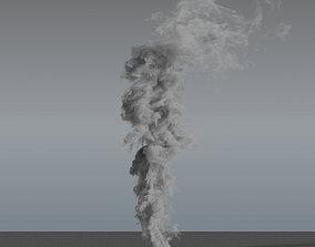 Smoke Rising 07 - VDB 3D model