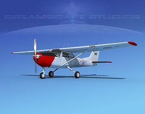 3D model Cessna T-41 Mescalero Philippine AF
