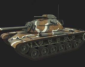 3D asset M48A3 CV