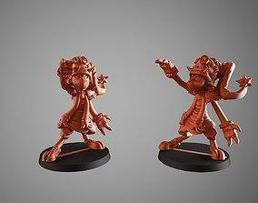 Goat 1 3D print model