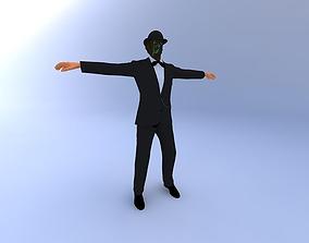 3D English-Gentleman-w-texture