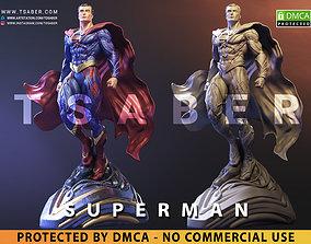 3D print model Superman Statue - DC collectibles