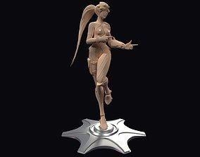3D print model Overwatch - Widowmaker