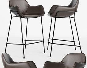 Oslo Bar stool Deephouse 3D model