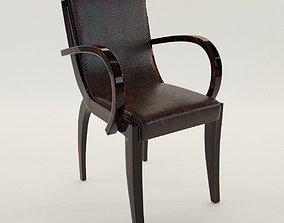 artium 3D Armchair - Art Deco 1920