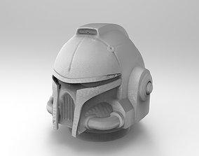 space helmet SW pack 3D print model