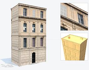 Apartment House 198 3D model