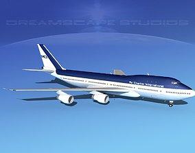 3D Boeing 747-100 Air Charter Intl