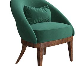 ottiu-kim-armchair 3D
