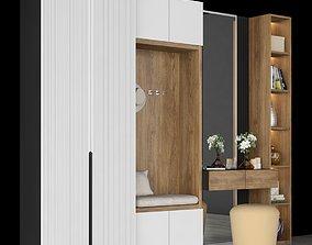3D model hall furniture 69