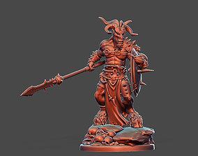 3D printable model Beastman 45 mm