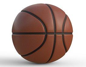 streetball Basketball 3D model
