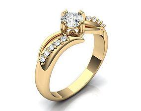 Ring BK227 3D model