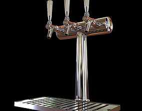 3D model Beer Tap