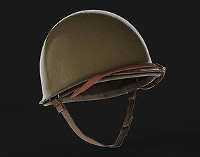 US M1 Helmet GameReady 3D asset