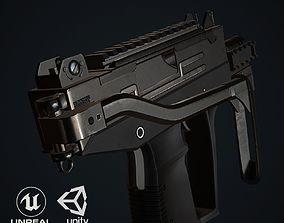 3D model Uzi Pro