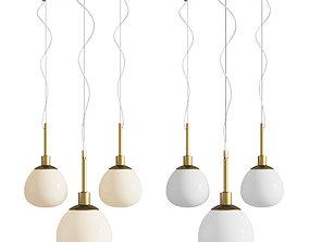 Suspension Light Erich Maytoni Modern 3D model