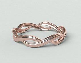 rings Ringmodel107 -Wedding ring - leaf