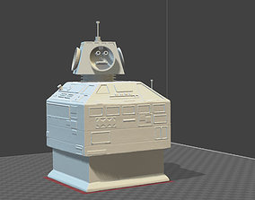 SPACE 1999 BRIAN THE BRAIN Robot 3D printable model