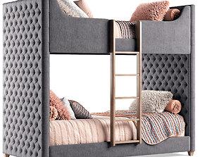 3D model RH Devyn Bed