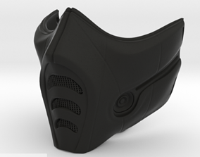 3D print model SAMAN-SUBZERO-COVID19