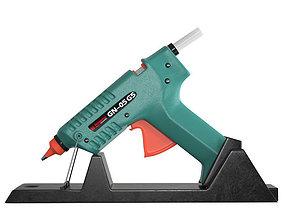 3D asset glue gun Hammer GN-06