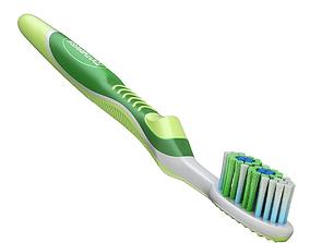 3D model dental Toothbrush
