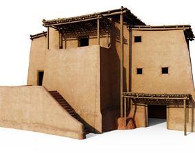 3D model Rough Shanty