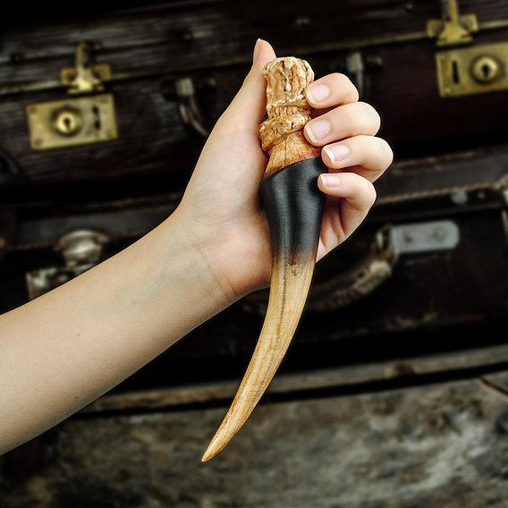 The Basilisk Fang - Harry Potter Chamber of Secrets