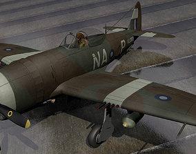 3D Republic Thunderbolt Mk-2 - RAAF