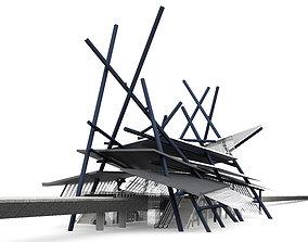3D CentrO Station