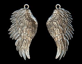 3D print model Wings bald