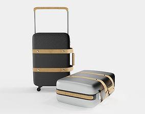 3D Hermes Orion suitcase