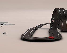 Racetrack 3D