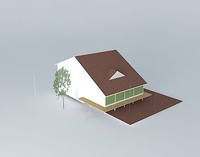 3D model Bestcar Cafeteria