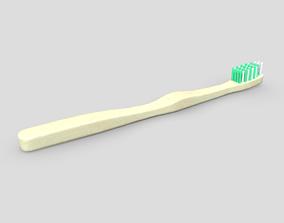 Toothbrush 2 3D asset