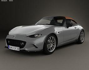 Mazda MX-5 Speedster 2015 3D model mazda