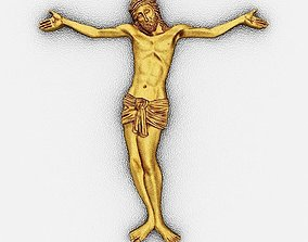 Jesus religious 3D printable model