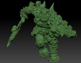 3D print model Matum
