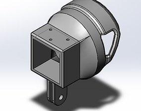 Camera mount 3D print model