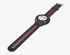 3D Smart watch 03 open
