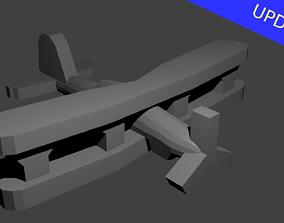 3D print model German Fi 167 Torpedo Bomber