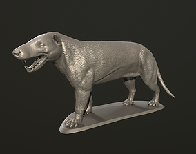 3D printable model Hyaenodon horridus