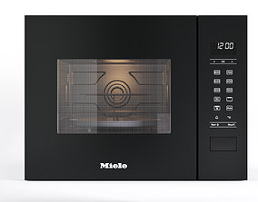 Built-in microwave oven - M 2224 SC - by Miele 3D