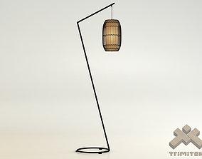 KAI Z Floor Lamp 3D