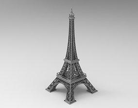 NURBS EIFFEL TOWER 3D printable model